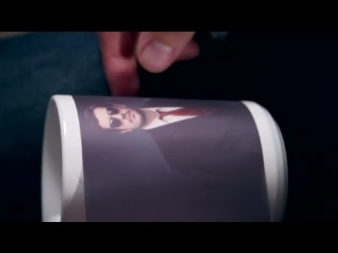 How to Print Photos on Coffee Mugs : Photography Lessons