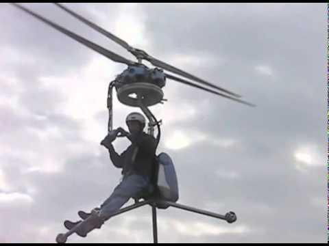 Mini helikopter