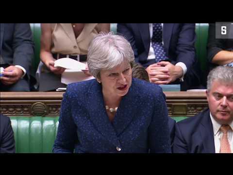 Theresa May verteidigt Brexit-Kurs: