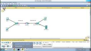 CCNA ITN Practice Skill Final Exam PT