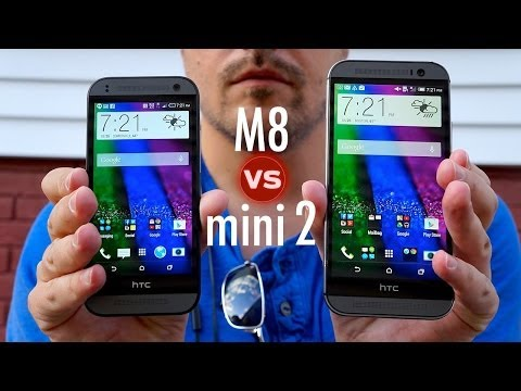 Htc mini 2 vs htc one фотография