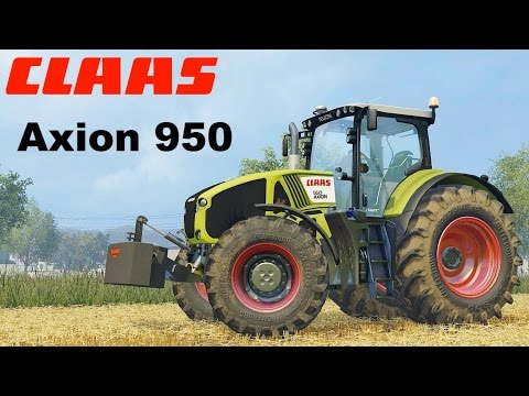 CLAAS Axion 950 v1.7