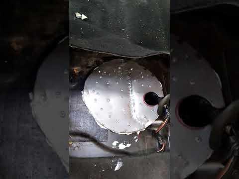 люк для бензонасоса форд фокус 2 рестайлинг фото