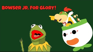 For Glory Bowser Jr episode! Lmk what you guys think