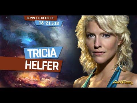 FedCon 27: Tricia Helfer & James Callis