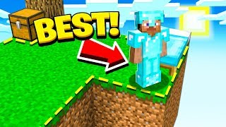 BEST Player in Skyblock ATTACKS Me! (I had to Pay them $100)