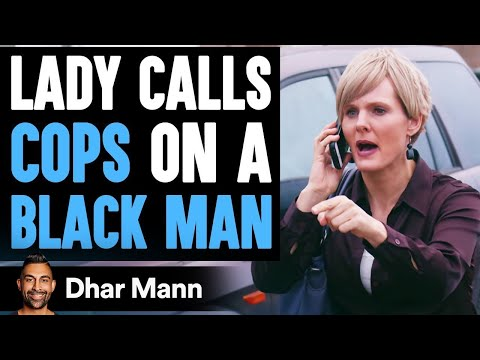 Lady Calls Cops On Black Man Who Has 2 Bikes, Instantly Regrets It   Dhar Mann