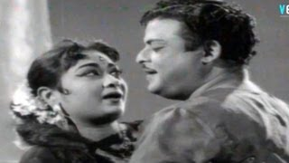 Poojaikku Vandamalar - Gemini Ganesan - Savitri | Tamil Full Movie
