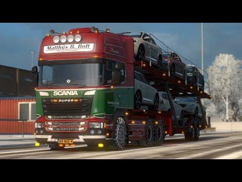Scania R520 Matthijs B.Bolt 1.28.x