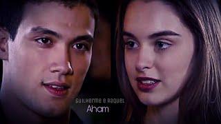 Guilherme e Raquel || Aham - Nicolas Germano || As aventuras de Poliana