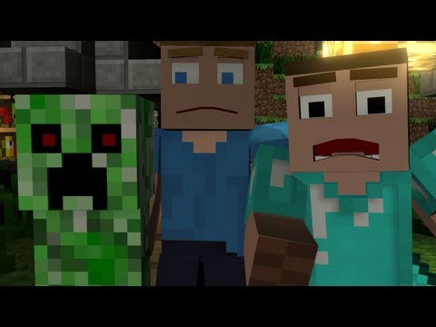 """Creepers are Terrible"" - A Minecraft Parody of One Direction's What Makes You Beautiful"