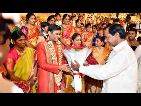 CM KCR attended Arekapudi Gandhi Daughters