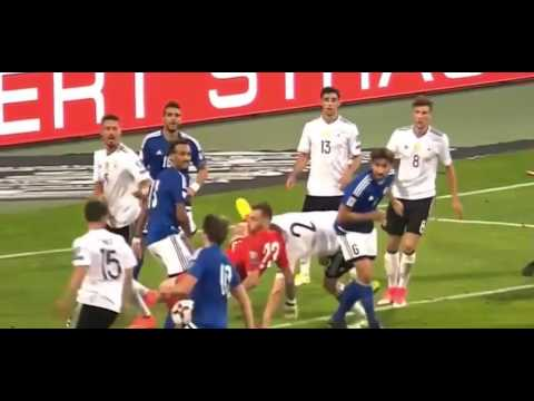 Germany vs San Marino 7-0 - All Goals & Highlights - World Cup Qualifiers 10/06/2017 HD