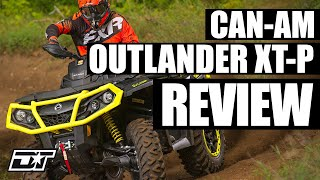 1. Full REVIEW: 2019 Can-Am Outlander 1000R XT-P