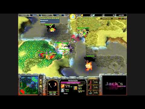 Yaphets vs YMT WDC Showmatch, by Jack [DotA]