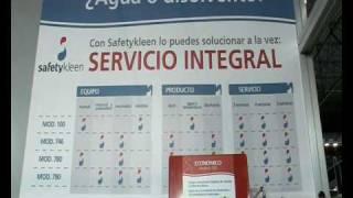 Safety Kleen presenta sus productos para talleres de reparación