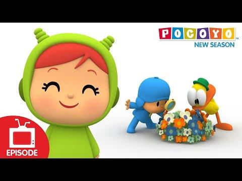 Pocoyo português Brasil - Pocoyo Meets Nina (S04E06) NEW EPISODES