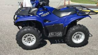 6. 2017 YAMAHA KODIAK 700 EPS