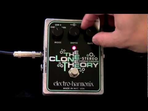 EHX Clone Theory in 100 Seconds видео
