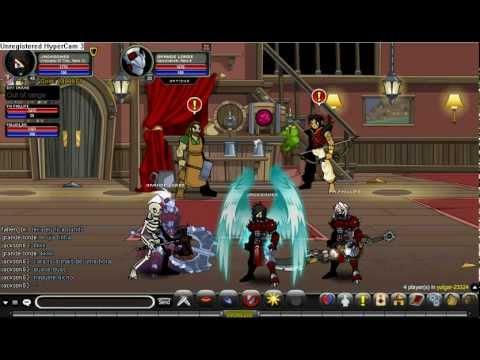 armadura  crimson dragoon  aqw