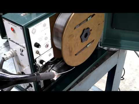 Cobramatic MIC welder feeder attachment Model MK-3