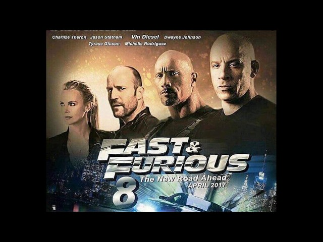 fast and furious 8 soundtrack download zip