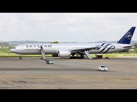 Air France: Αναγκαστική προσγείωση στην Μομπάσα – «Είχε βόμβα», λένε οι Κενυάτες