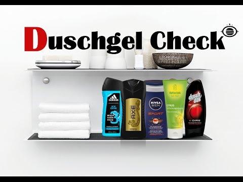 Duschgel Check - 18 Produkte im Test