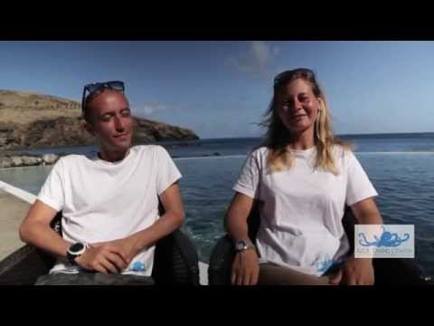 Diving in Madeira with Azul Diving Center