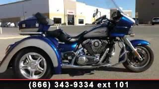 8. 2011 Kawasaki Champion Trikes Vulcan 1700 Voyager - RideNow