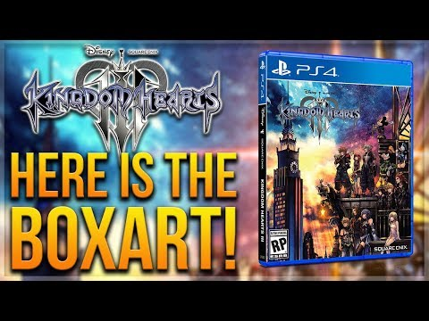 Video Kingdom Hearts 3 - LET'S TALK ABOUT THAT JUICY BOX ART 💦 download in MP3, 3GP, MP4, WEBM, AVI, FLV January 2017