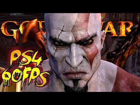 God Of War III Remastered Part 2 - Realm of Hades Walkthrough Gameplay