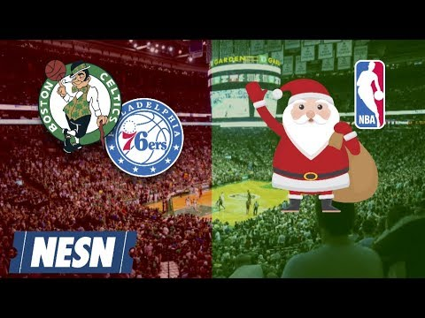 Video: Celtics On Christmas: Five Facts For The C's Playing On December 25