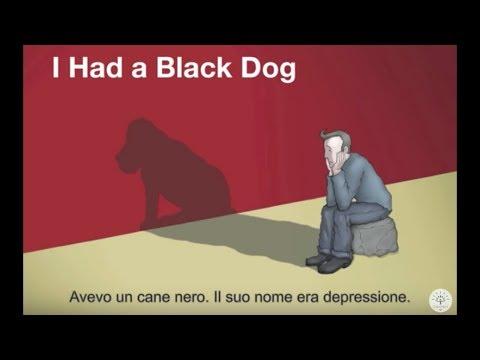 omnama : avevo un cane nero. il suo nome era depressione