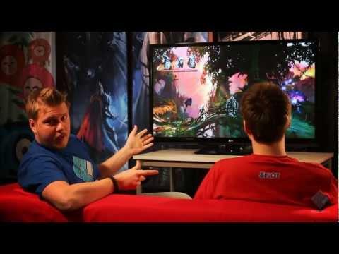 Trine 2 Wii U Director's Cut Trailer