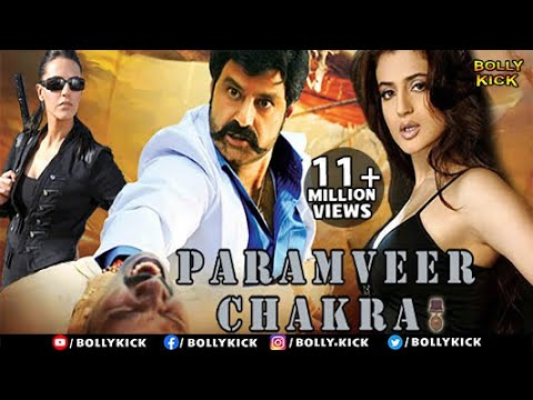 Param Veer Chakra – Balakrishna | Neha Dhupia | South Dubbed Hindi Action Movies Full Movie