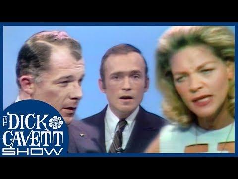 Lauren Bacall Debates Gun Control In America   The Dick Cavett Show
