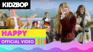Video KIDZ BOP Kids - Happy (Official Music Video) [KIDZ BOP 26] MP3, 3GP, MP4, WEBM, AVI, FLV Oktober 2018