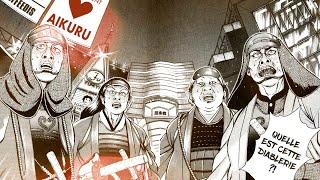 Samurai Comeback - Bande annonce