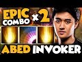 WTF GAME!!! Abed Invoker PERFECT PLAYS - EPIC COMBO CATACLYSM WITH REFRESHER + COMEBACK GAME