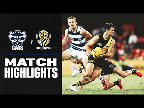 Geelong v Richmond Highlights | Round 17, 2020 | AFL