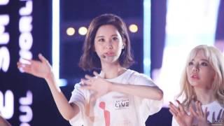 170708 서현 SM콘 엔딩 직캠 Seohyun SMTOWN Concert Ending fancam