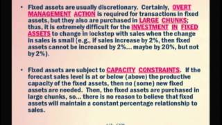 Financial Management: Lecture 18, Chapter 4 - Financial Planning And Growth