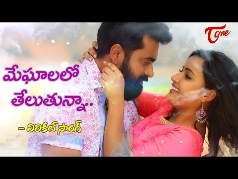 Meghalalo Thelutunna | Narasimhapuram Telugu Movie Lyrical Song 2020 | TeluguOne Cinema