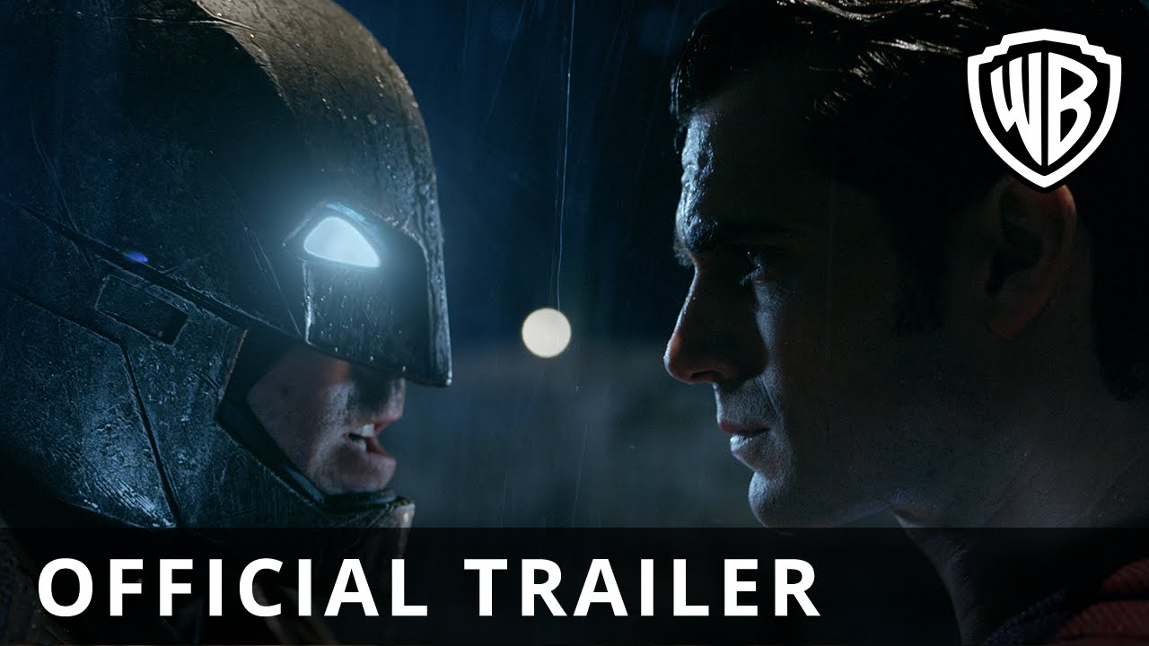 Movie Trailer #2: Batman v Superman: Dawn of Justice (2016)