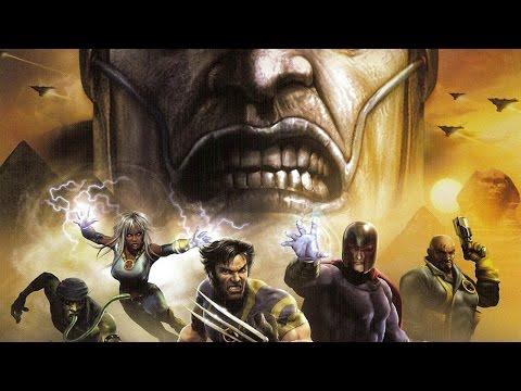 X-Men Legends GameCube