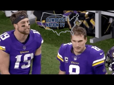 5 things the Cowboys must do to beat the Vikings (How good is Kirk really 🤔)