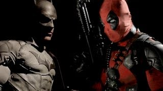 Video BATMAN vs DEADPOOL - Super Power Beat Down (Episode 8) MP3, 3GP, MP4, WEBM, AVI, FLV September 2018