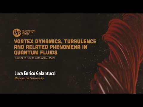 Quantum vortex reconnections (...) - Luca Enrico Galantucci 1