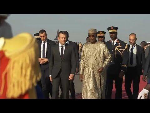 Στο Τσαντ ο Γάλλος Πρόεδρος Μακρόν για διήμερη επίσκεψη…